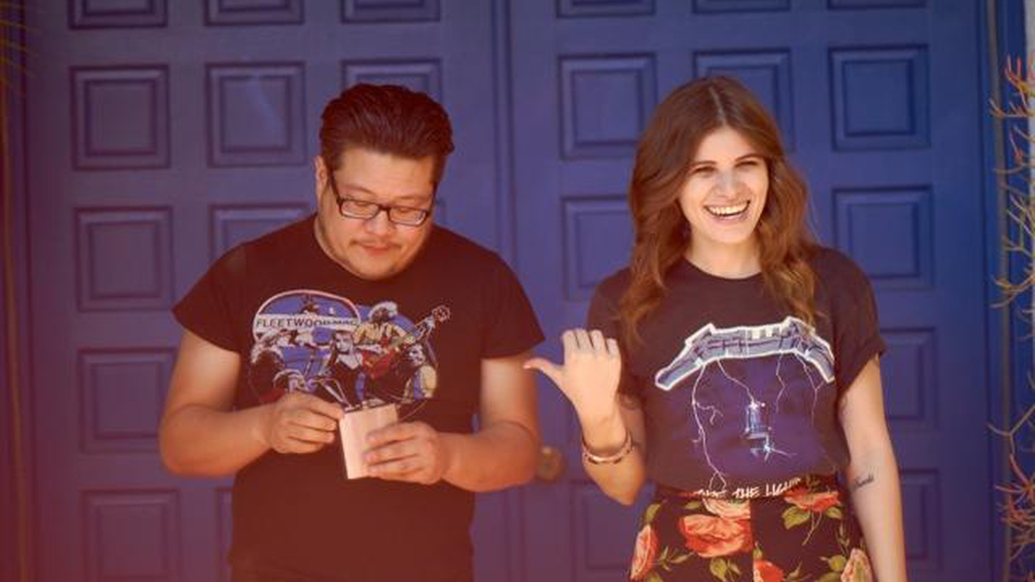 Best Coast will bring the sunshine into KCRW's basement studios with a collection of catchy new songs that showcase Bethany Cosentino's love affair with California.