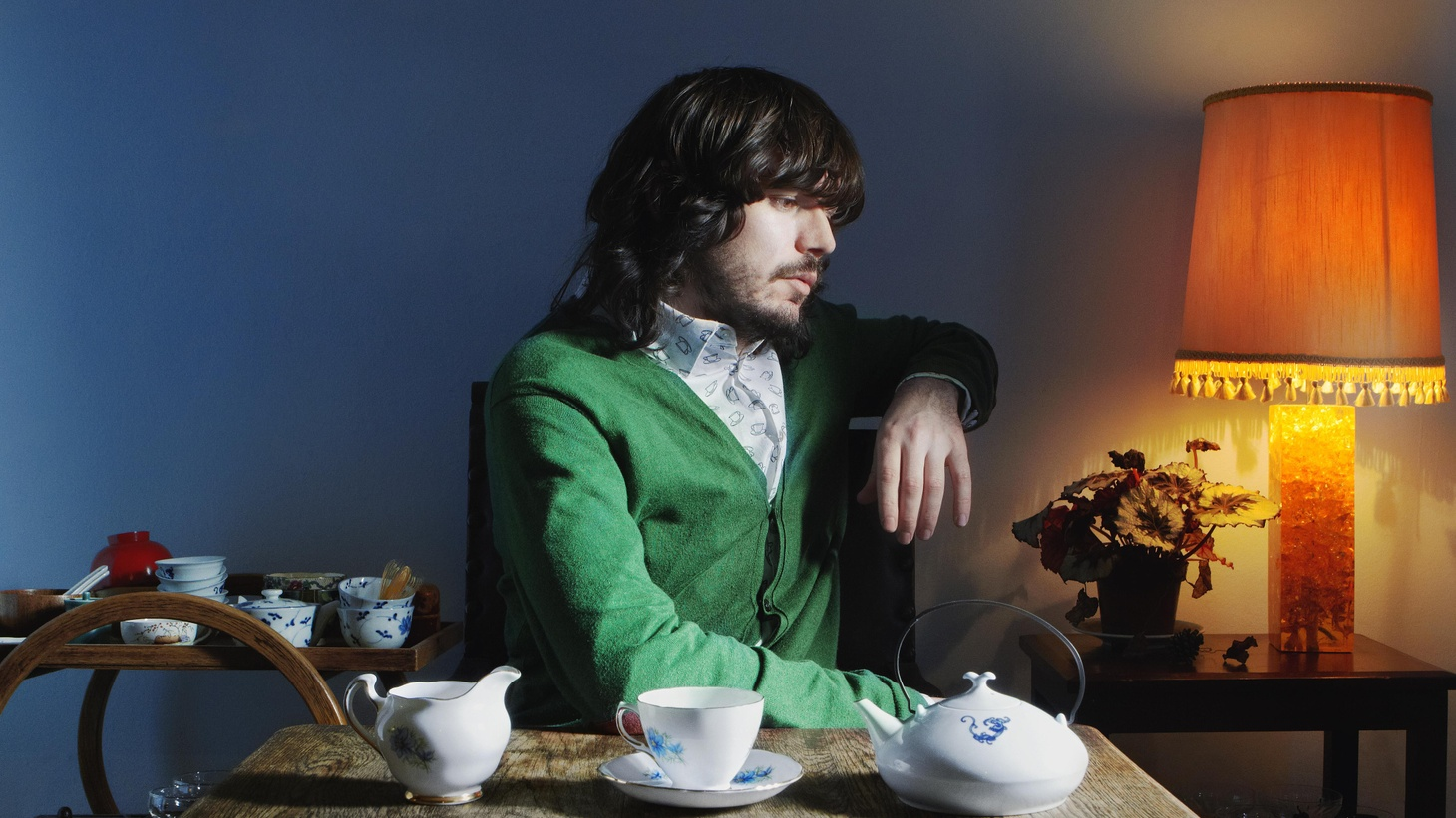 Genre-bending electronic producer Bibio has made a great new album that we are all enjoying here at KCRW. He'll perform new songs on Morning Becomes Eclectic at 11:15am.