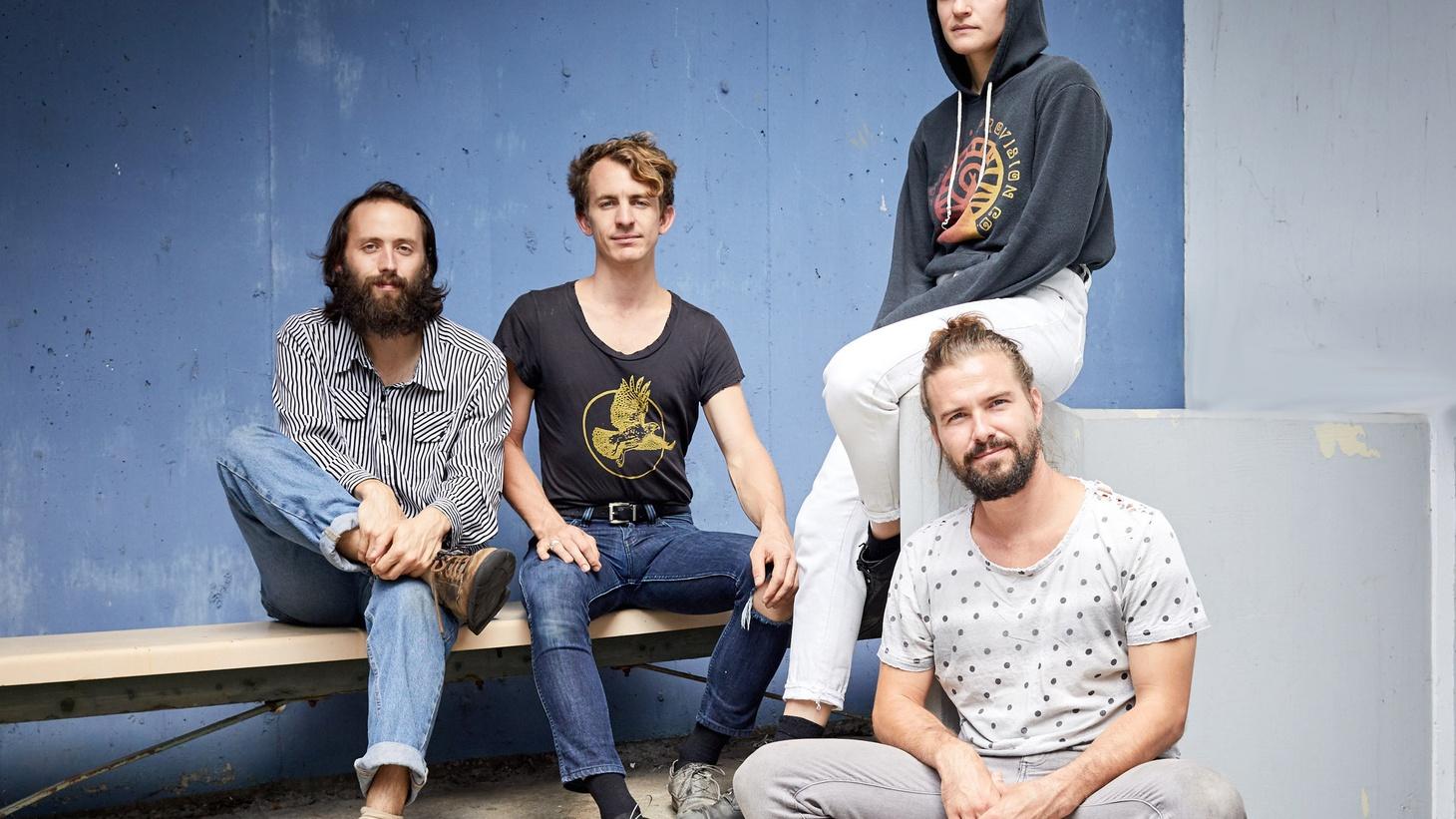 Brooklyn's Big Thief plays intimate yet powerful folk rock music.