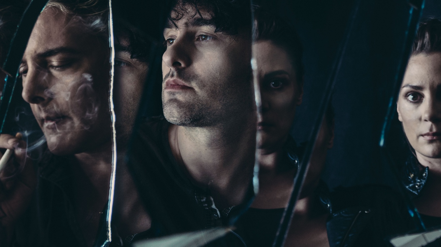 Cali rockers Black Rebel Motorcycle Club released their first album in five years earlier this year. Wrong Creatures veers from garage rock to moaning guitars and atmospheric slow burners, all with a dark edge.