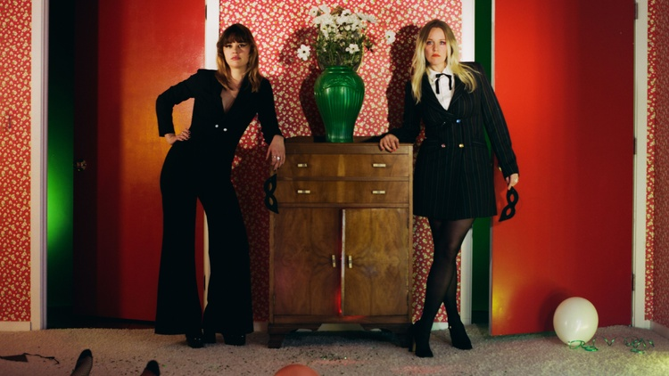 Sisters Jennifer and Jessica Clavin formed Bleached in Los Angeles in 2011. They'll join us live to perform tracks from their latest record Don't You Think You've Had Enough?