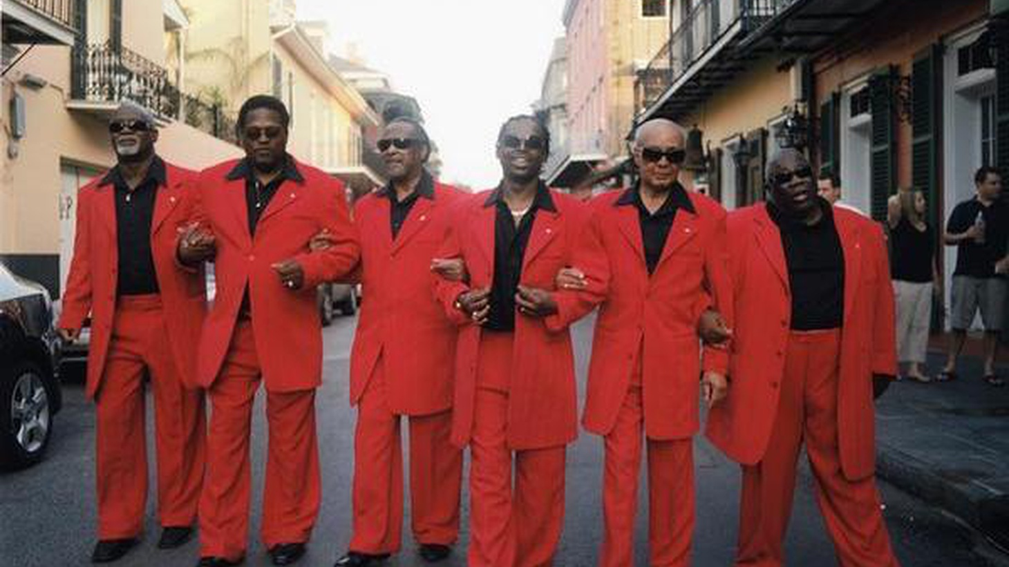 The Blind Boys of Alabama return with spiritually inspired music on Morning Becomes Eclectic at 11:15am.