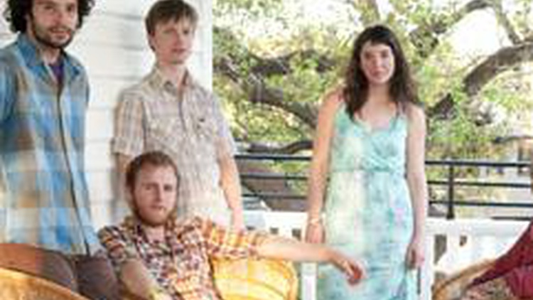 Blind Pilot have toured the entire West Coast by bicycle and will drive their soaring folk melodies home with...