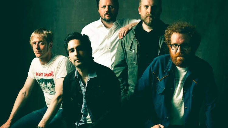 Portland-based band Blitzen Trapper has explored folk, country, psychedelia and more in previous releases, landing on a sunnier rock sound for their latest studio effort, All Across…
