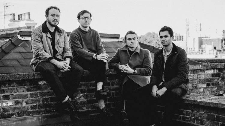North London's Bombay Bicycle Club have an interesting, layered take on indie pop that is always enjoyable in a live setting.