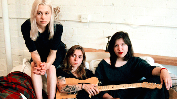 boygenius is a super group of three talented female singers, all in their early 20s: Julien Baker, Lucy Dacus and Phoebe Bridgers.