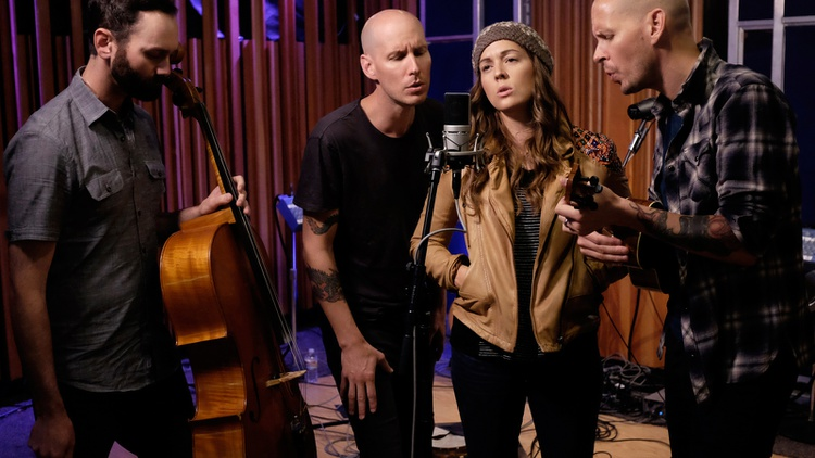 Roots-rocker Brandi Carlile presents her deeply emotive songs with an electrifying intensity on her latest album.