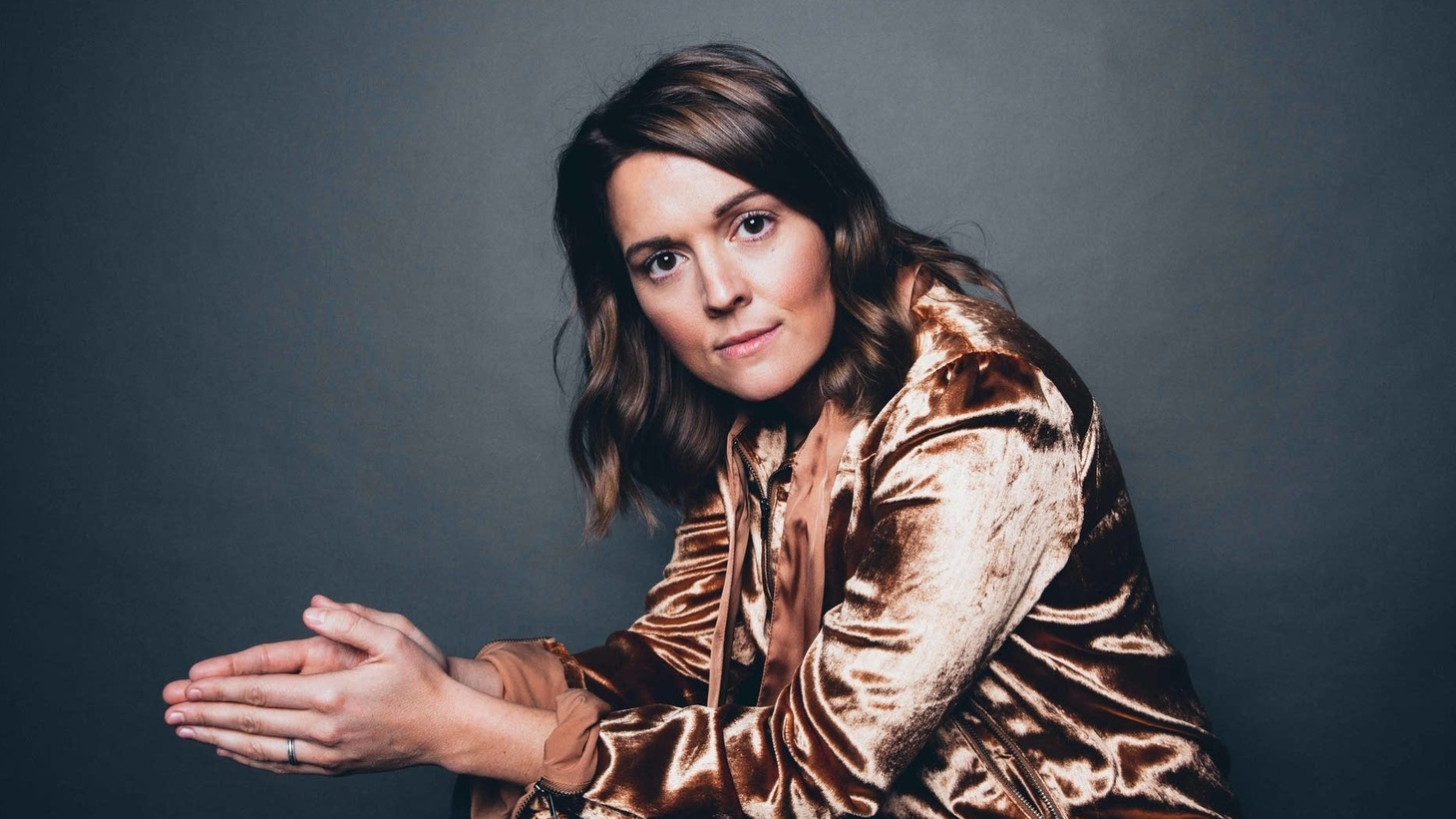 We kick off 2018's live performance calendar with one of our favorite singer-songwriters – Brandi Carlile. She's here to play new songs in advance of the February release date for her album By The Way, I Forgive You.