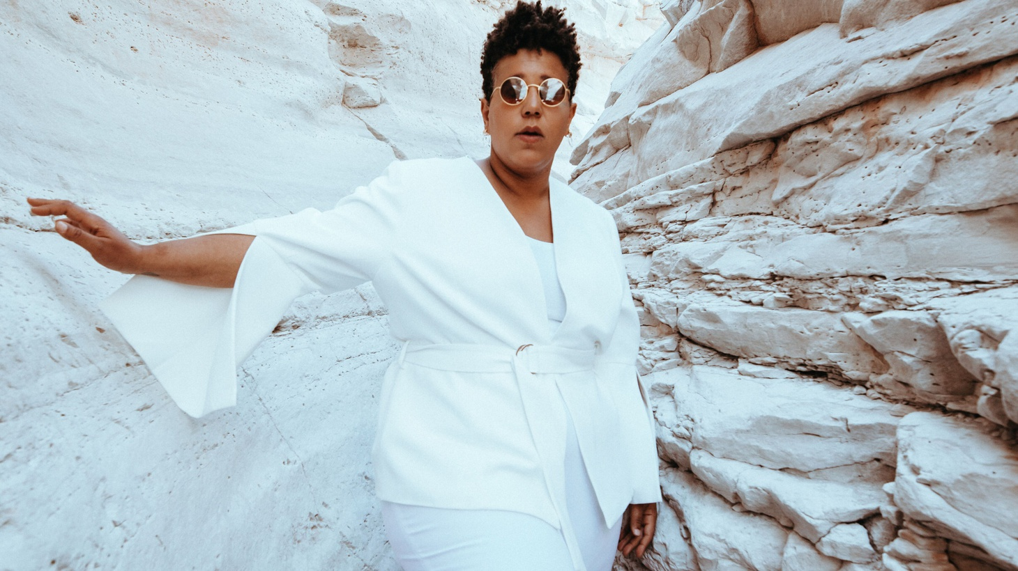 Brittany Howard's solo debut album Jaime puts her powerhouse vocals on full display. It also takes us front and center to her very personal journey of loss, love and self-discovery.