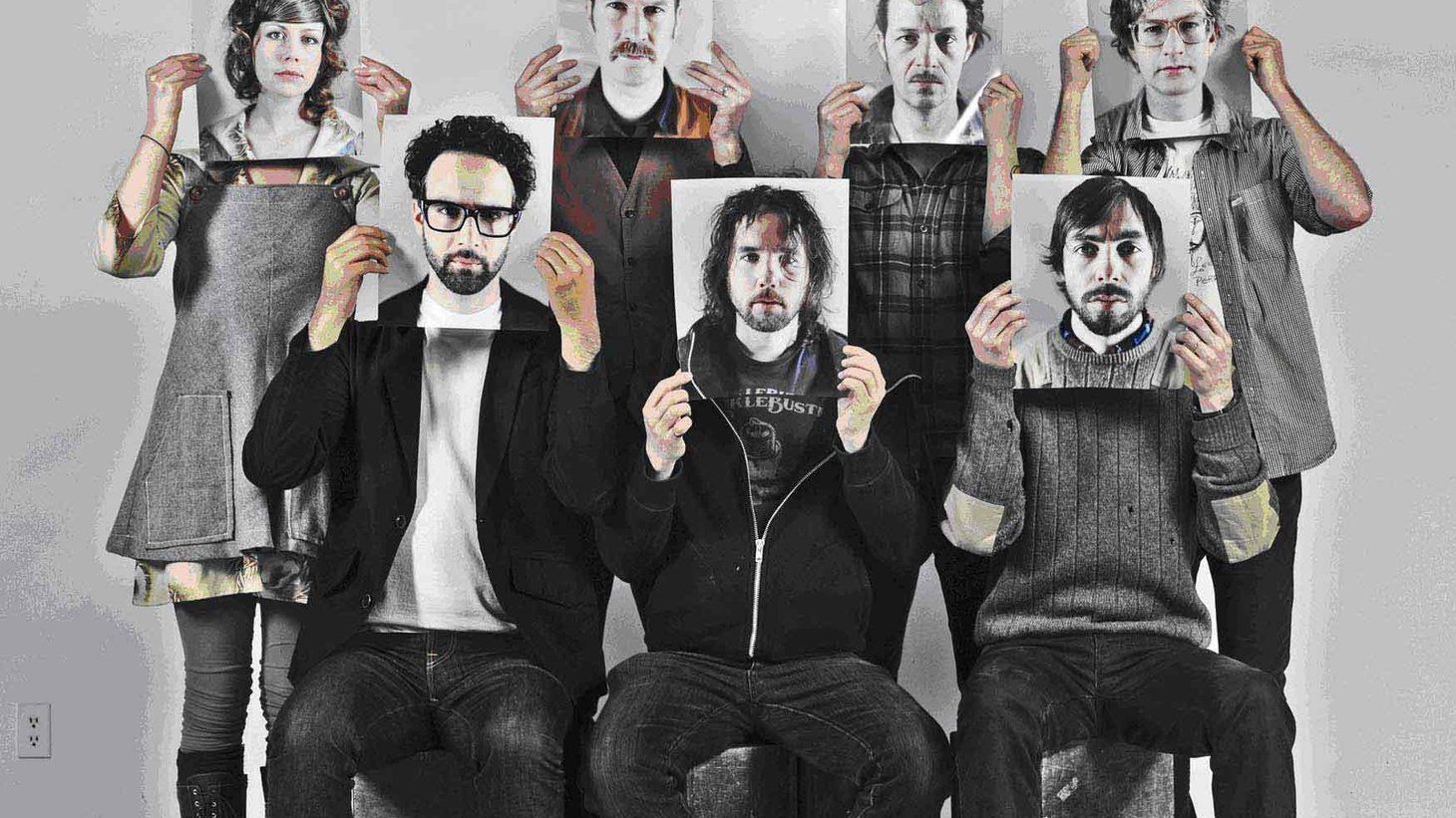 Broken Social Scene is one of Canada's most celebrated indie rock collectives and their many members will play musical chairs as they share a batch of new songs on Morning Becomes Eclectic at 11:15am.
