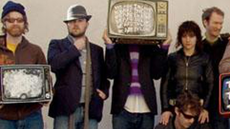Canadian collective Broken Social Scene weave a musical tapestry full of aural colors on Morning Becomes Eclectic.