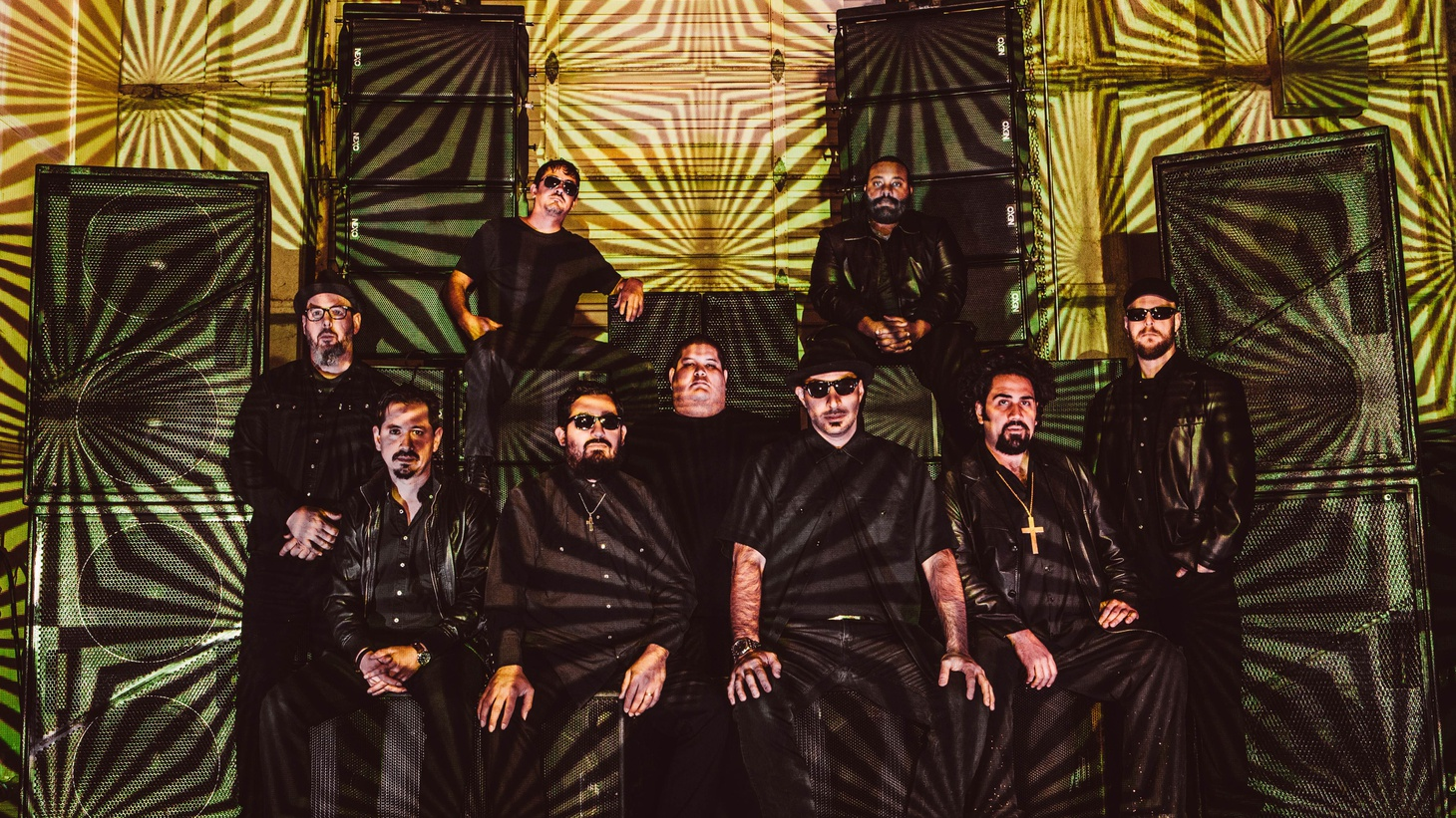 Austin-based octet Brownout revel in their love of Black Sabbath while keeping true to their funky roots on their latest release.