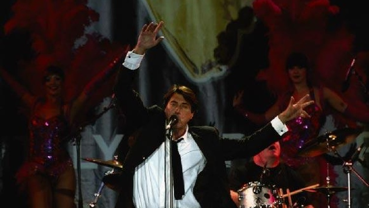 Bryan Ferry topped the charts with Roxy Music and continues to release excellent work as a solo artist...
