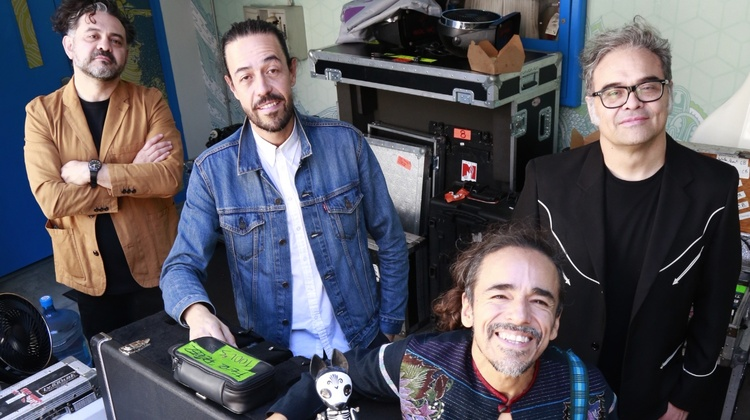 Throwback Session: Café Tacvba live on MBE in 1996