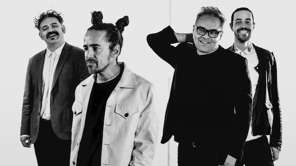 Café Tacvba are icons of Latin alternative rock. The Mexican band has been highly influential with their fusion of regional folk and rock and have a dedicated following across the globe.