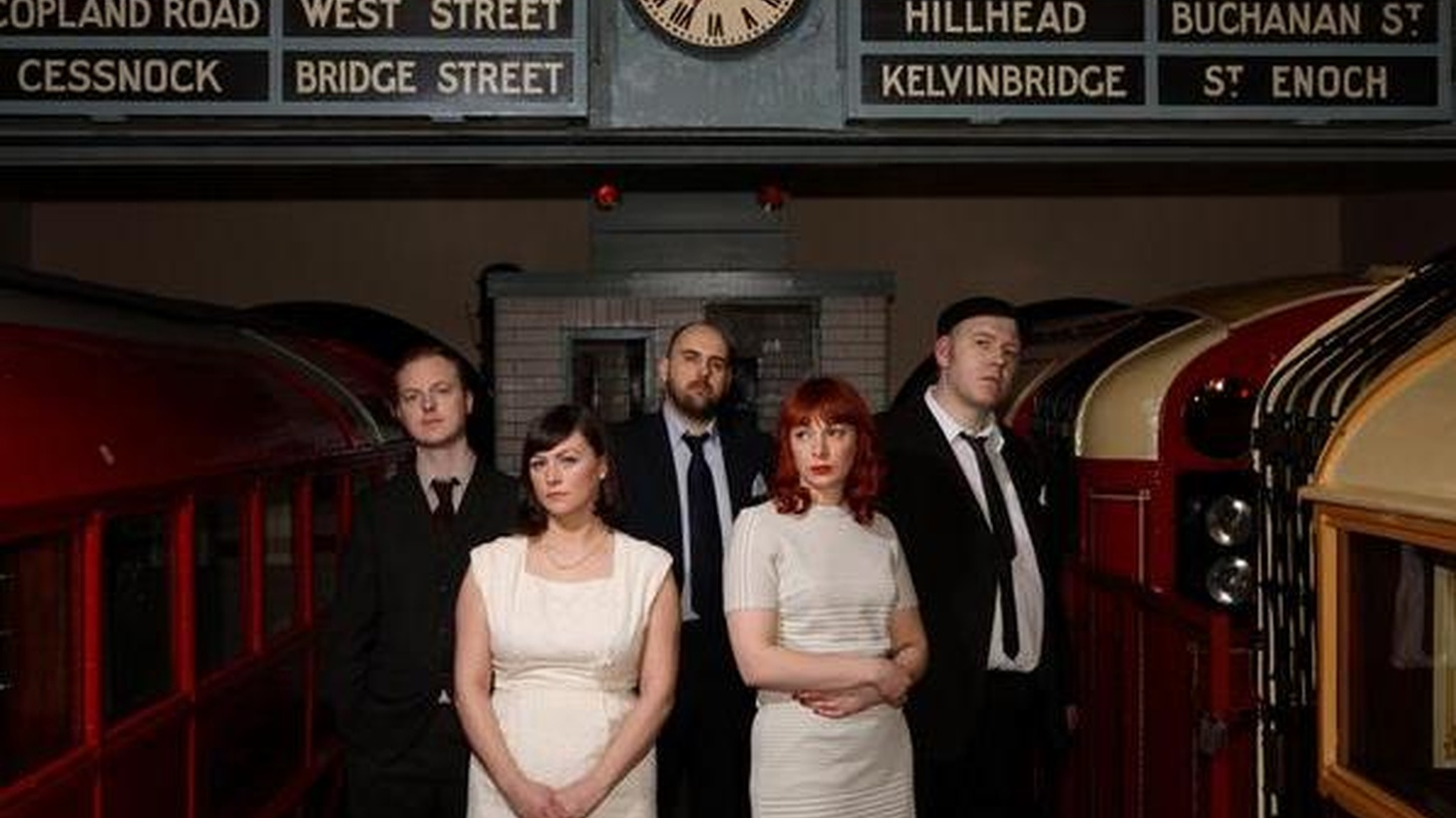 Scotland-based Camera Obscura perform songs from their uplifting release My Maudlin Career on Morning Becomes Eclectic at 11:15am.