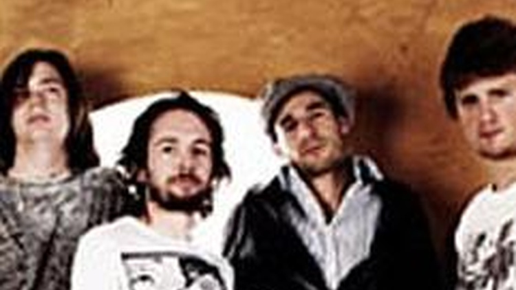 Australian party band Cat Empire make standing still impossible onMorning Becomes Eclectic at 11:15am.