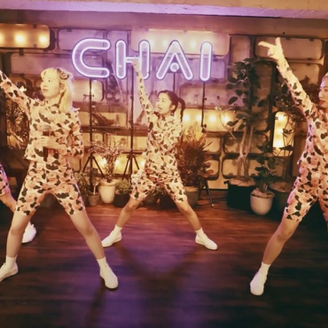 While we'd love nothing more than to don our finest and dance along to CHAI's stage choreography in person, Morning Becomes Eclectic has the next best thing: A live performance and…