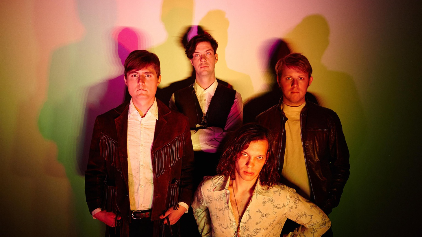 CHAPPO's driving psychedelic pop sound was first heard on an Apple commercial that kick-started their career.