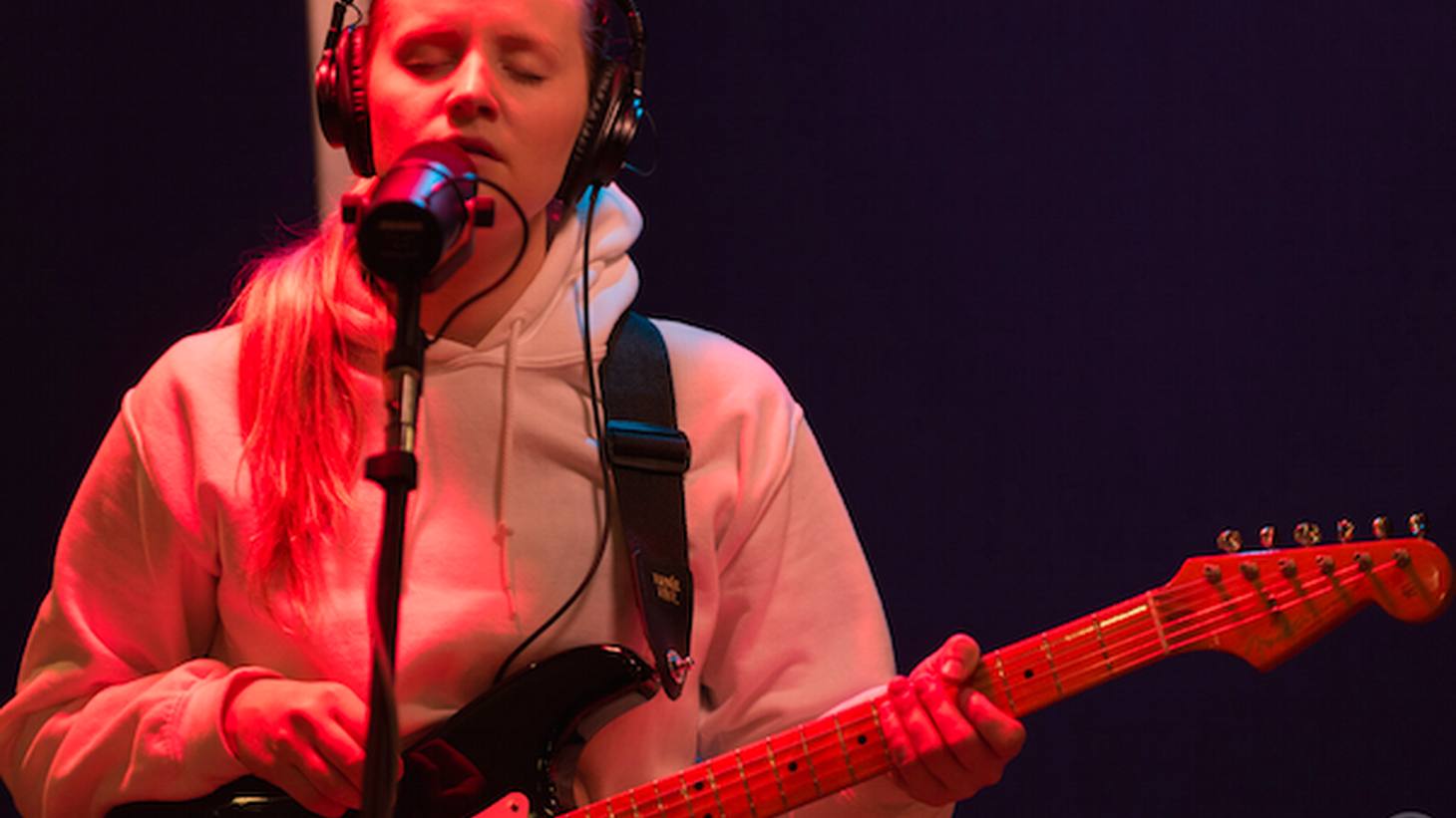 We were first introduced to Toronto-based singer Charlotte Day Wilson when she joined BadBadNotGood to sing guest vocals during their Morning Becomes Eclectic live set last year.
