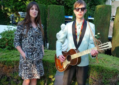 Charlotte Gainsbourg and Beck