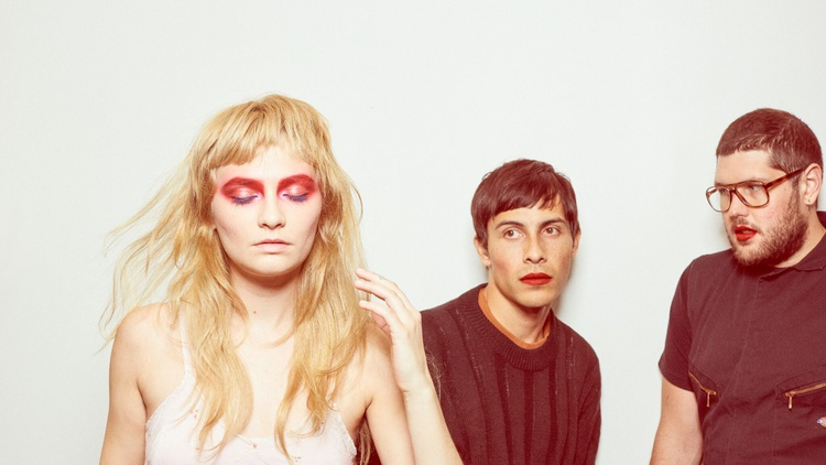 LA's Cherry Glazerr joins us on the day of their album release, where they'll play music from their new album Stuffed & Ready.