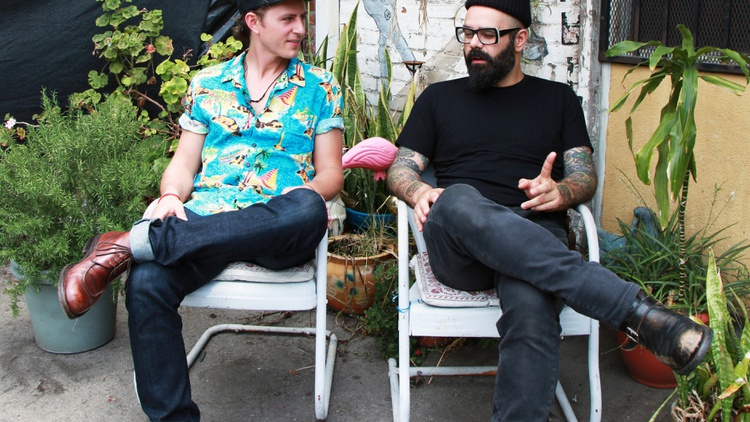 Multi-instrumentalist and singer Chico Mann (Antibalas) and producer Captain Planet joined forces for an album fusing Afro-Latin rhythms and dance-floor beats.