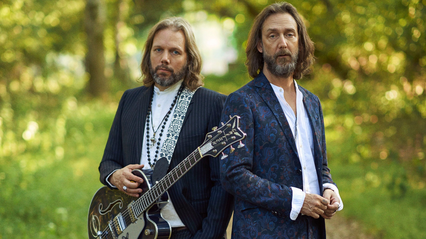 2020 will mark thirty years since The Black Crowes released their debut album Shake Your Money Maker. A newly announced reunion and tour will bring brothers Chris and Rich Robinson back on the road together.