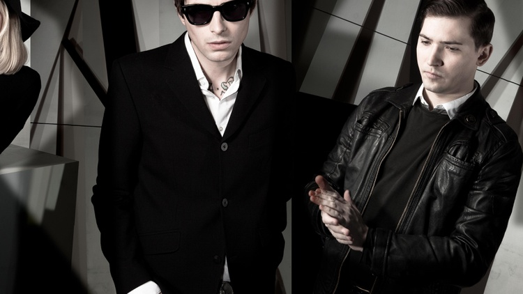 Cold Cave unleash live versions from their synth-pop opus, Cherish the Light Years, on Morning Becomes Eclectic at 11:15am