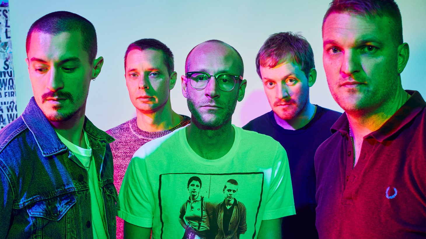 Cold War Kids' sixth album, LA Divine, pays tribute to Los Angeles and all its strange glory.