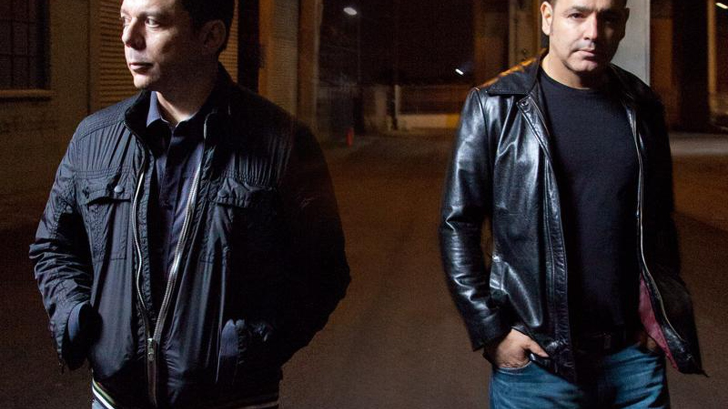 Platinum-selling EDM duo Crystal Method will make history in our studios by performing live with a full band for the first time in their 20-year history.