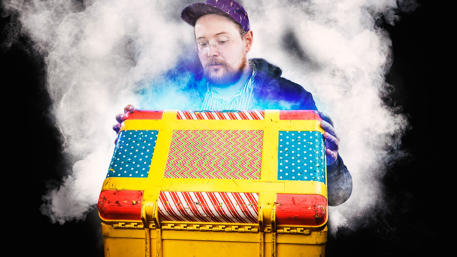 Baltimore experimental pop artist Dan Deacon spent the past year opening for Arcade Fire on their North American arena tour. His electronic wizardry was known to many before that high profile gig.