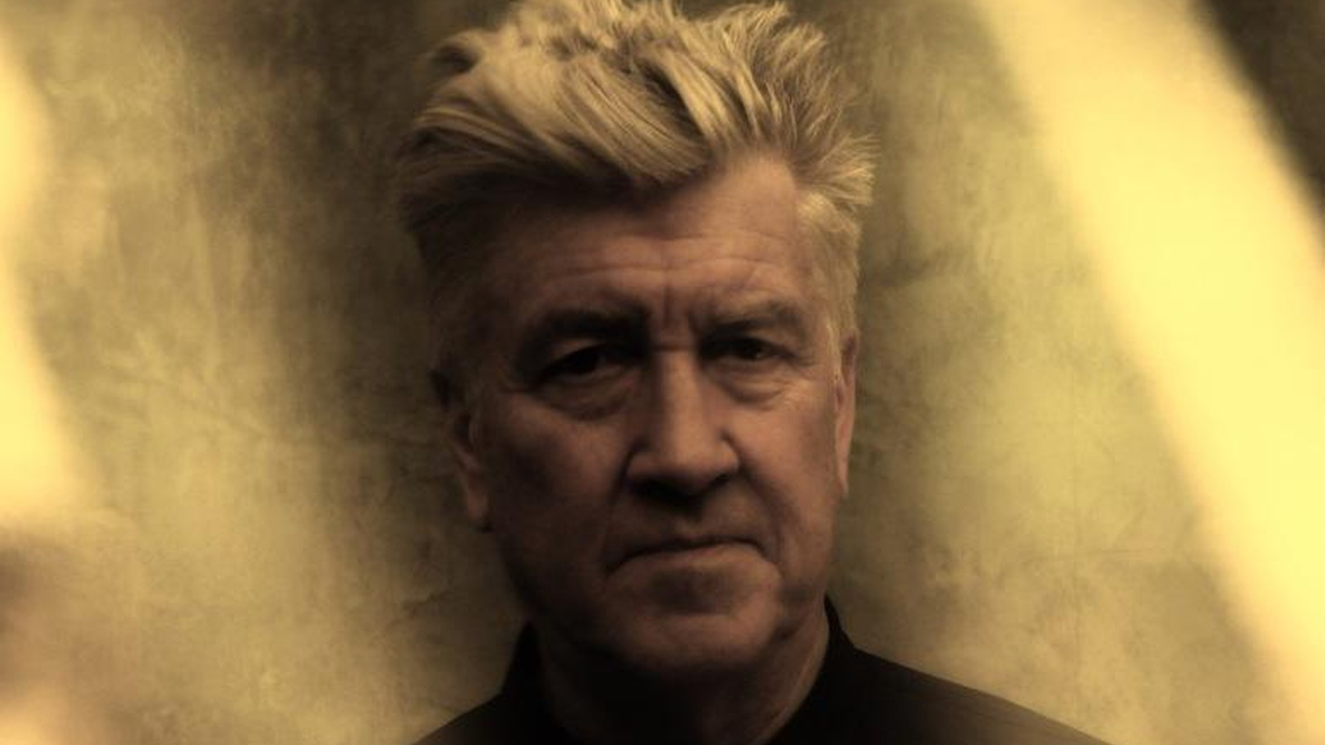 """Film director and painter turned musician David Lynch explores his """"modern blues"""" when he shares tracks from his new release, Crazy Clown Time..."""