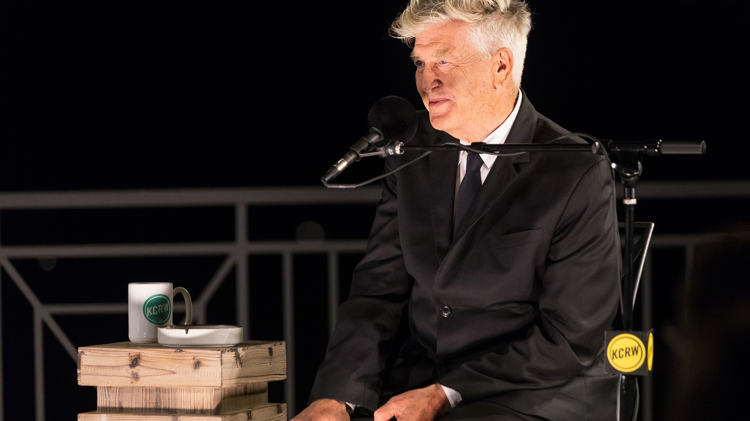 David Lynch has had an immeasurable influence on television, film and music. His groundbreaking series Twin Peaks returned this summer for it's third season after a quarter-century hiatus.  (10am)