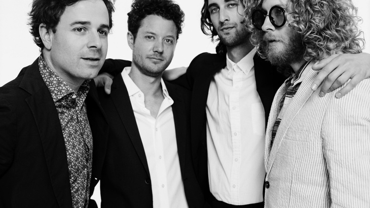 We're All Gonna Die is the most ambitious album to date from LA-based indie folk rockers Dawes.