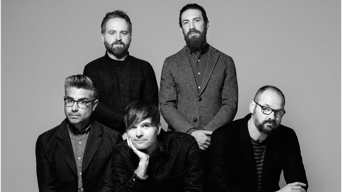 It's been three years since Death Cab for Cutie released a new album. This past summer they gave their fans Thank You for Today, a musical tapestry weaving mid-life musings alongside the band's sweeping arrangements.
