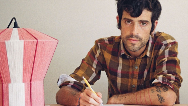 Devendra Banhart is a playful singer-songwriter who easily skips across genres in song about love and life.