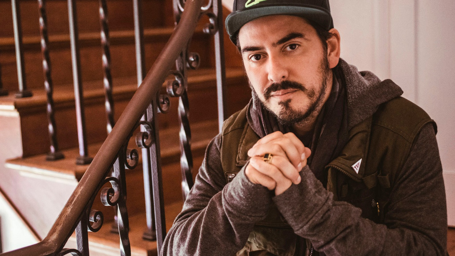 Dhani Harrison is rock royalty and, after ten years of releasing music as part of a band, the son of the late George Harrison is finally striking out with his debut album under his own name. (10am)