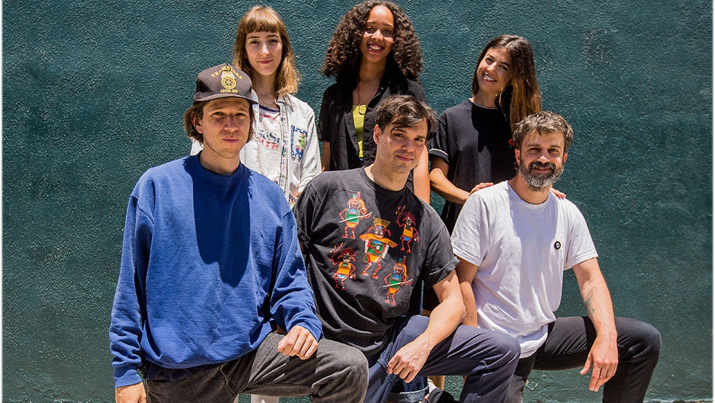 The Dirty Projectors, fronted by David Longstreth, have been a hugely influential band since their formation in 2002. Their distinct sound is beautifully off kilter and their latest effort Lamp Lit Prose is positively bright and bouncy.