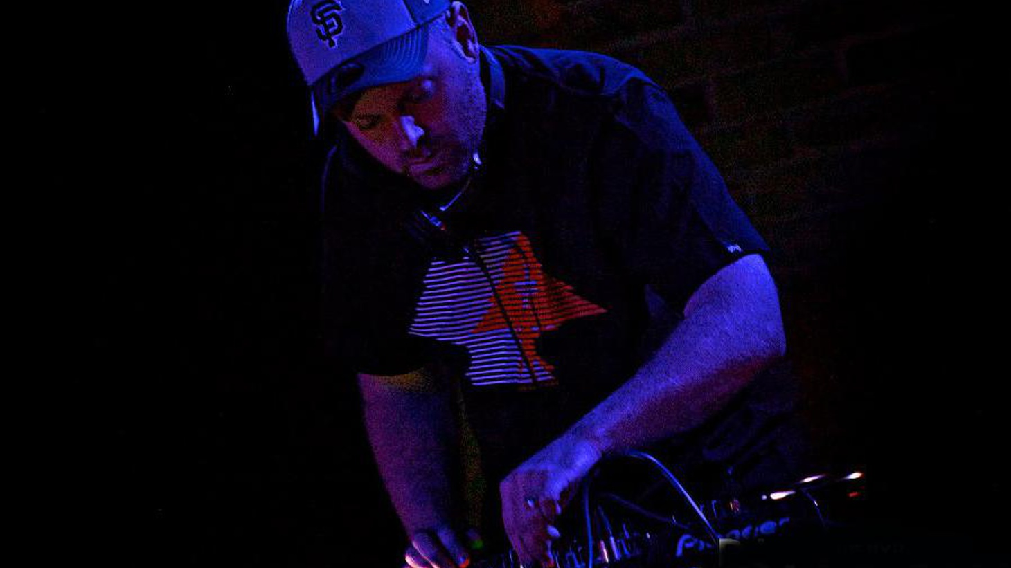 Sound architect DJ Shadow is a pioneer in electronic music...