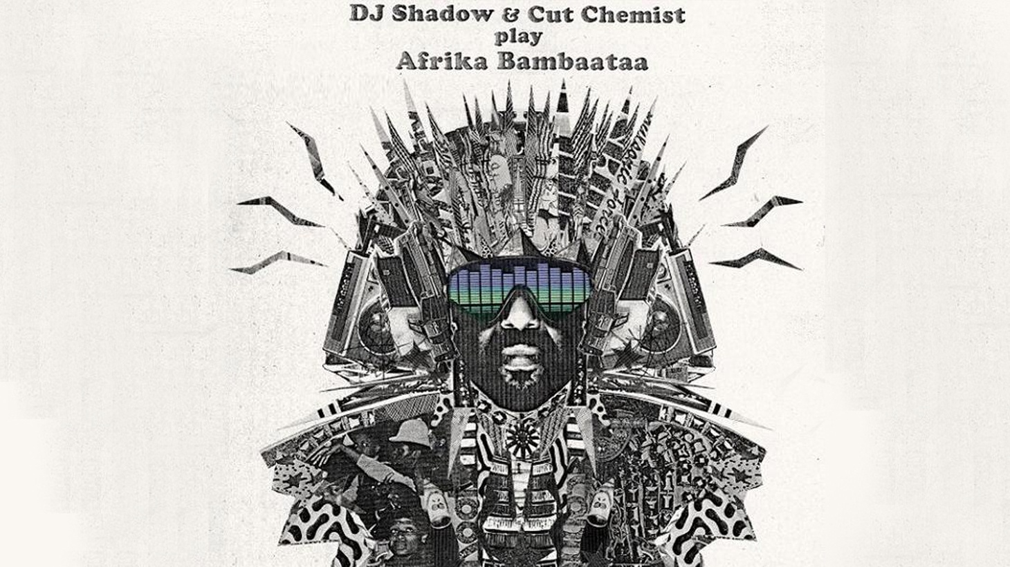 "Last year, DJ Shadow and Cut Chemist embarked on a massive tour honoring hip hop pioneer Afrika Bambaataa by spinning his original vinyl. They filmed the ""Renegades of Rhythm"" live show when they passed through Oakland and tonight they'll host the world premiere screening."