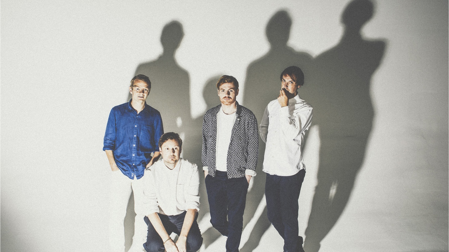 UK art rock band Django Django take a turn towards pop on their 3rd album, Marble Skies. It's their most confident release to date, and KCRW is excited to have them back in our studio for a live set.