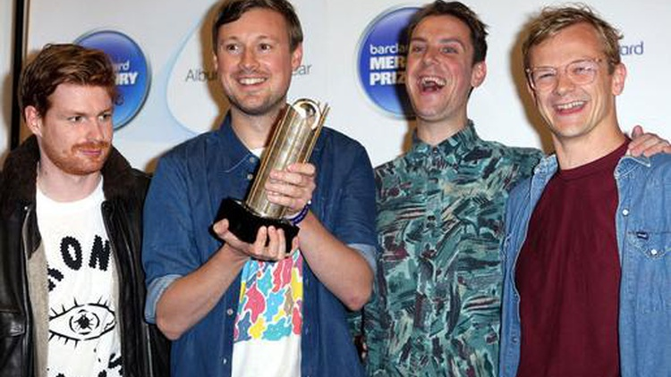 UK quartet Django Django was one of KCRW's top 50 most played artists in 2012. Their debut is an epic affair...
