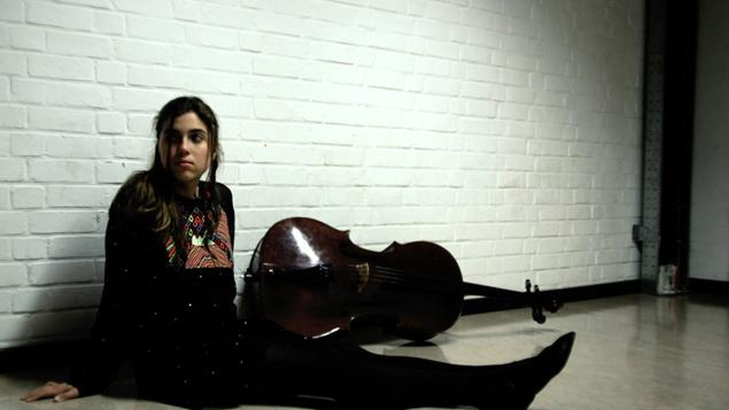 The songs of Brazilian cellist and vocalist Dom La Nena unfold into delicate melodies written about her childhood.