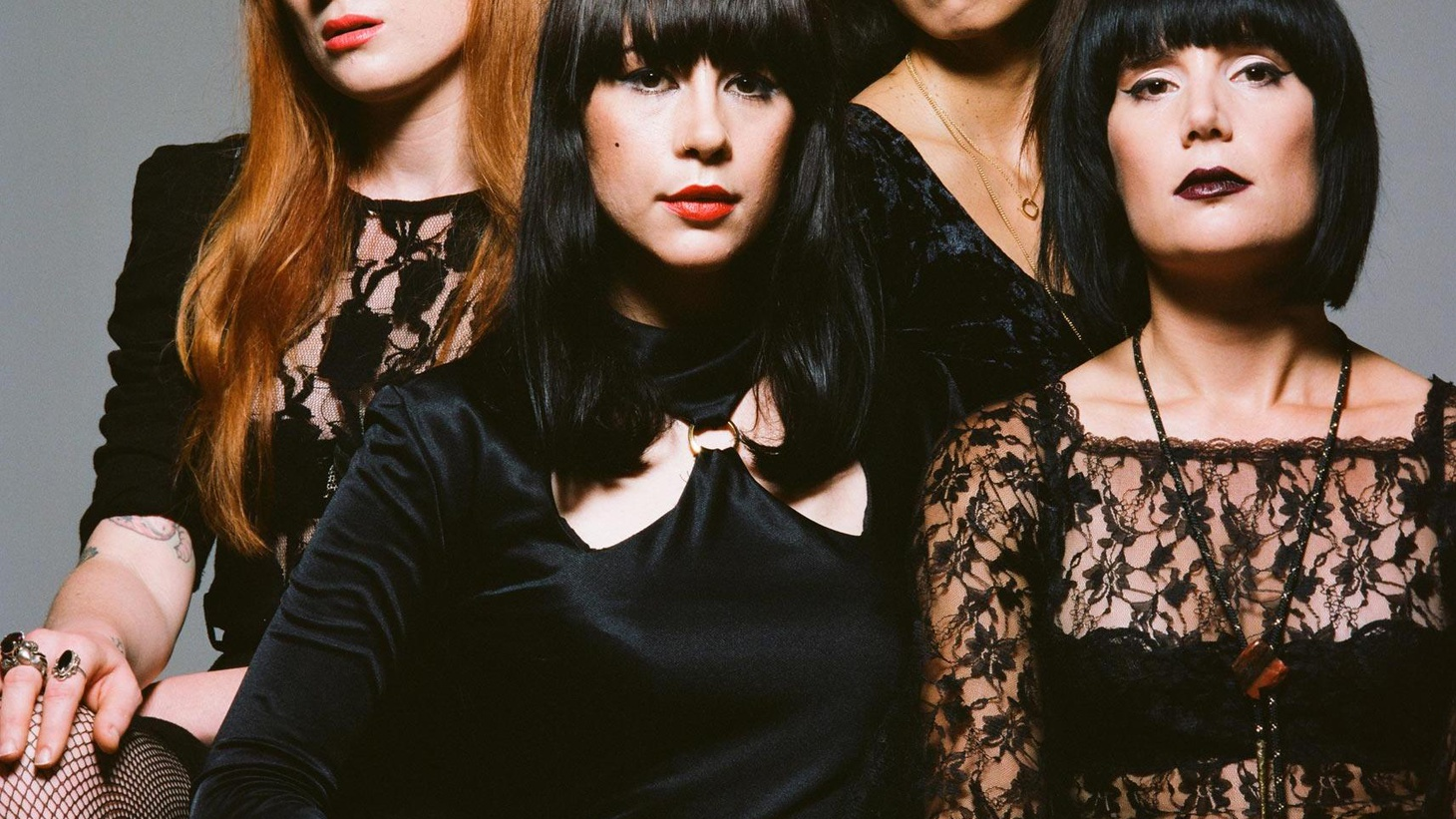 Southern California's Dum Dum Girls recall the echo-drenched sound of 60's girl bands, but are inspired by a wide range of female artists....
