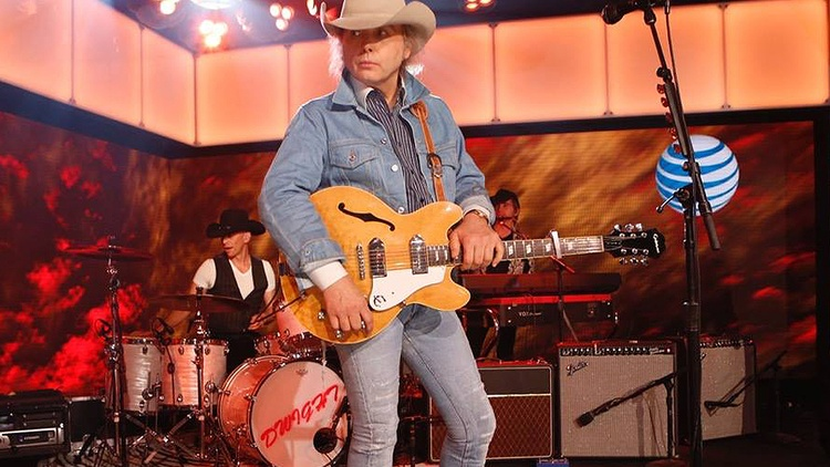Grammy award-winning songwriter Dwight Yoakam has sold more than 25 million records. He's kept his sound fresh by embracing a wider range of sounds on recent recordings, including his latest,Second Hand Heart.