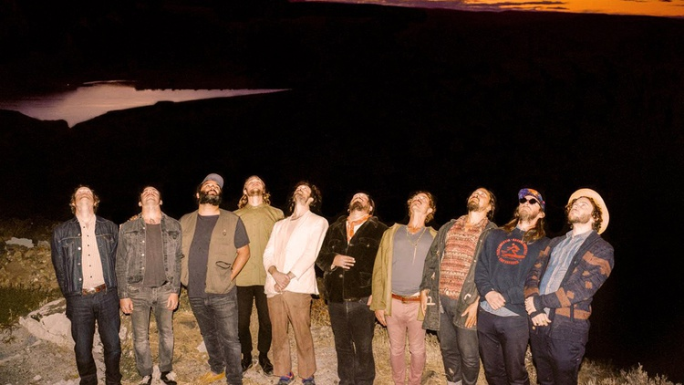 Edward Sharpe and the Magnetic Zeros is an ever-evolving group of merry music makers who make a triumphant return on their fourth album, PersonA.