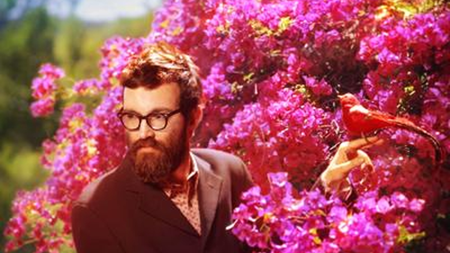 Mark Oliver Everett explores themes of desire, loss, and redemption in songs he performs as Eels. He'll play some of his new tracks for Morning Becomes Eclectic at 11:15am.