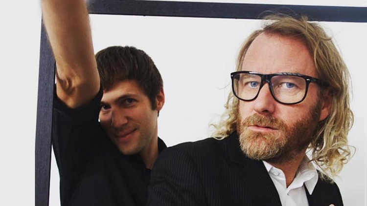 EL VY is a new project from The National front-man Matt Berninger and Brent Knopf (Ramona Falls/ Menomena).
