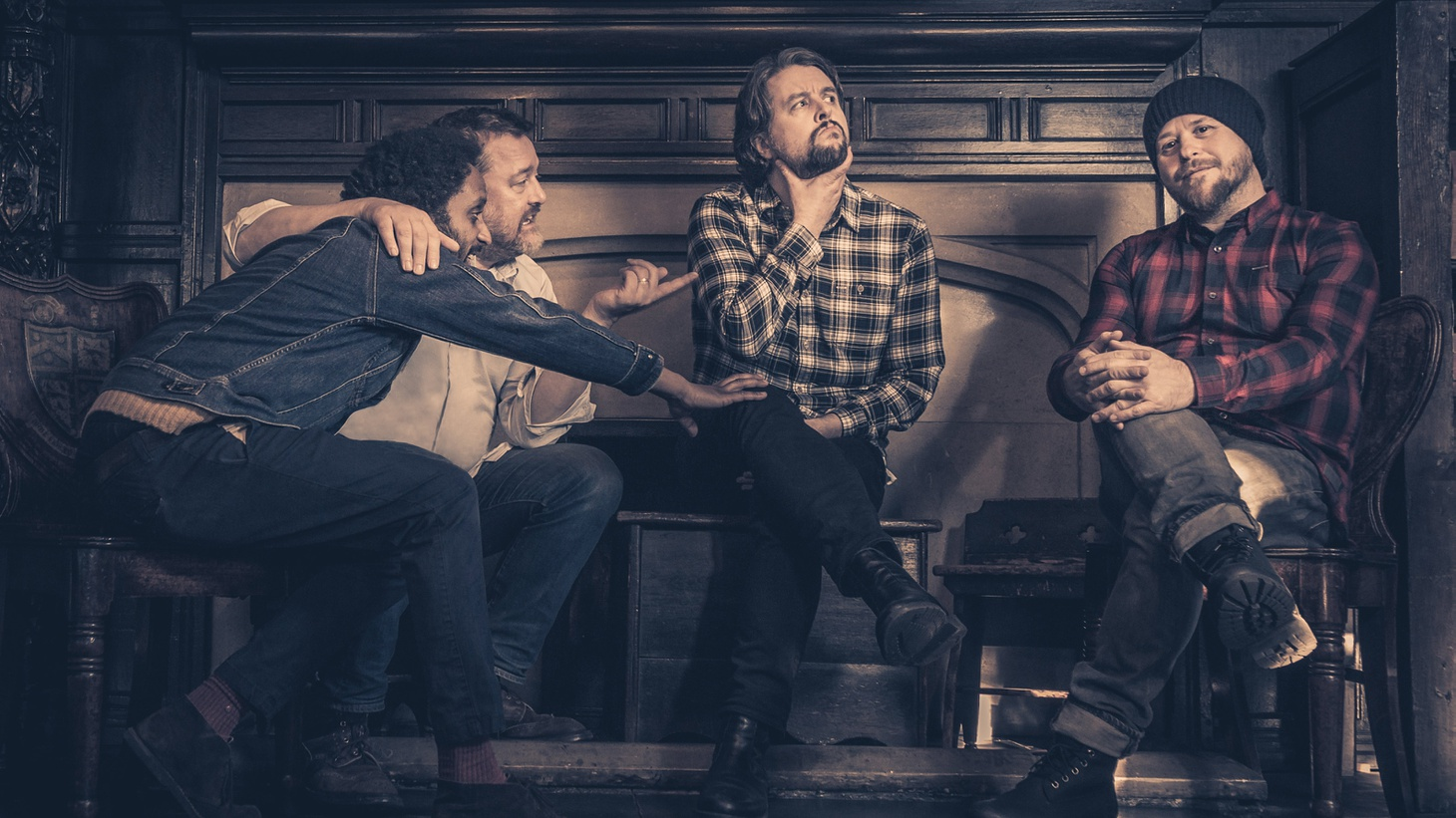 UK band Elbow is a longtime station favorite and its new album is absolutely gorgeous.